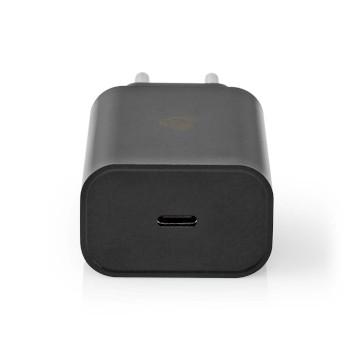 vegg lader | 1x 3.0 A | Antall utganger: 1 | Porttype: 1x USB-C™ | Nei Kabel Inkludert | 18 W | Automatisk Spenning Utvalg