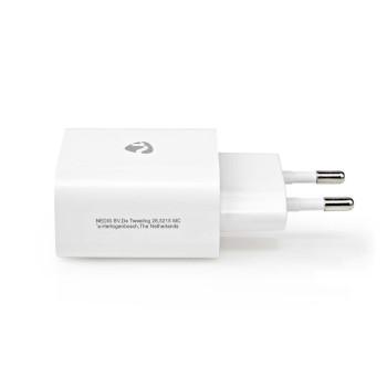 Netzladegerät | 1x 3.0 A | Anzahl der Ausgänge: 1 | Port Type: 1x USB-A | Kein Kabel im Lieferumfang enthalten | 18 W | automatische Spannungswahl