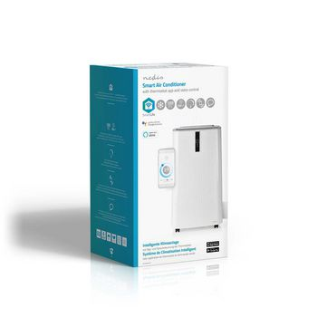 SmartLife Air Conditioner | 12,000 BTU | Up to 75 m3 | Wi-Fi | Android™ & iOS | Energy Class A