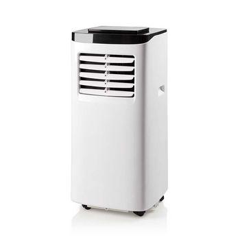 Légkondícionáló | Wi-Fi | 7000 BTU | 40 - 60 m³ | Fűtő funkció | Levegő tisztító funkció | Párátlanítás | Android™ & iOS | Energia osztály: A | 2-sebességes | 65 dB | Fehér