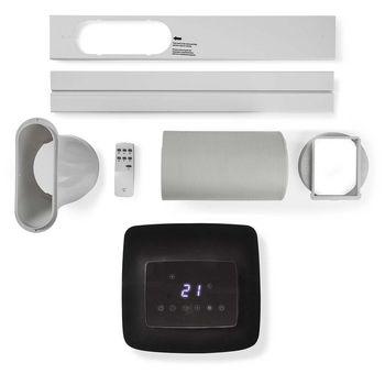 SmartLife Airconditioner | Wi-Fi | 7000 BTU | 40 - 60 m³ | Ontvochtiging | Android™ & iOS | Energieklasse: A | 2 Snelheden | 65 dB | Wit