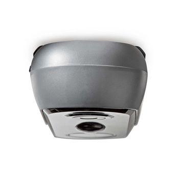 SmartLife Videodeurbel | Wi-Fi | Batterij Gevoed | Android™ & iOS | Full HD 1080p | Cloud / MicroSD | IP54 | Met bewegingssensor | Nachtzicht | Grijs/Zwart