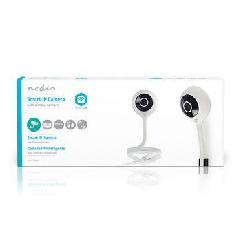 WiFi Smart IP Camera   Climate sensor   HD 720p