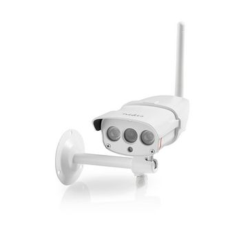 SmartLife Outdoor Camera | Wi-Fi | Full HD 1080p | IP67 | Cloud / microSD | 12 VDC | Night vision | Android™ & iOS | White