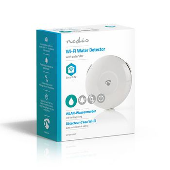 WiFi Smart Water Leak Detector | Battery powered