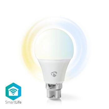 WiFi Smart LED Bulb | Warm to Cool White | B22