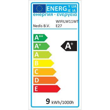 WiFi Smart LED Bulb | Warm White | E27