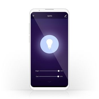 Wi-Fi Smart LED Bulb | Warm to Cool White | E27