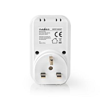 WiFi Smart Plug   UK Type G   10A