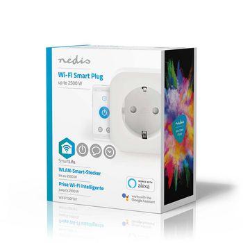 Wi-Fi Smart Plug | Schuko Type F | 10 A