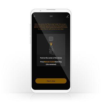 Wi-Fi Smart Universele Afstandsbediening | Infrarood