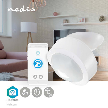 WiFi Smart Motion Sensor | Wired | Indoor