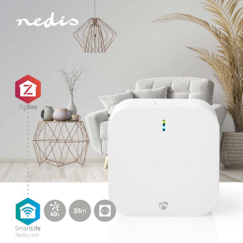 Smart Zigbee-gateway | Wi-Fi | Plug-in
