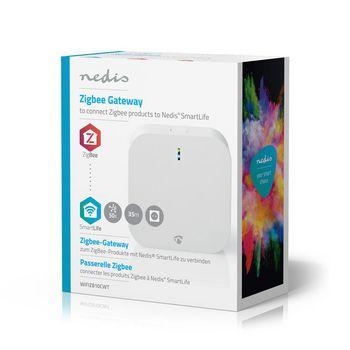 Passerelle Zigbee Intelligente | Wi-Fi | Enfichable