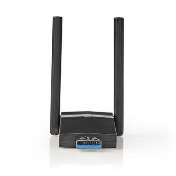 Network Dongle | AC1200 | Dual Band | Black