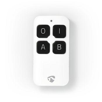 Telecomando Smart | ZigBee | 4 Pulsanti | Batteria Inclusa | Bianco