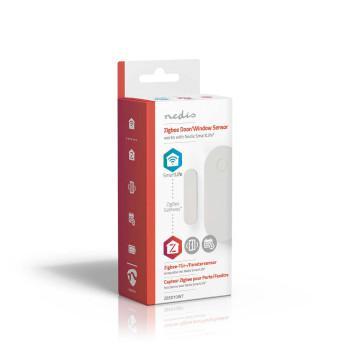 Smart-Tür- oder -Fenstersensor | Zigbee | Batterie inbegriffen
