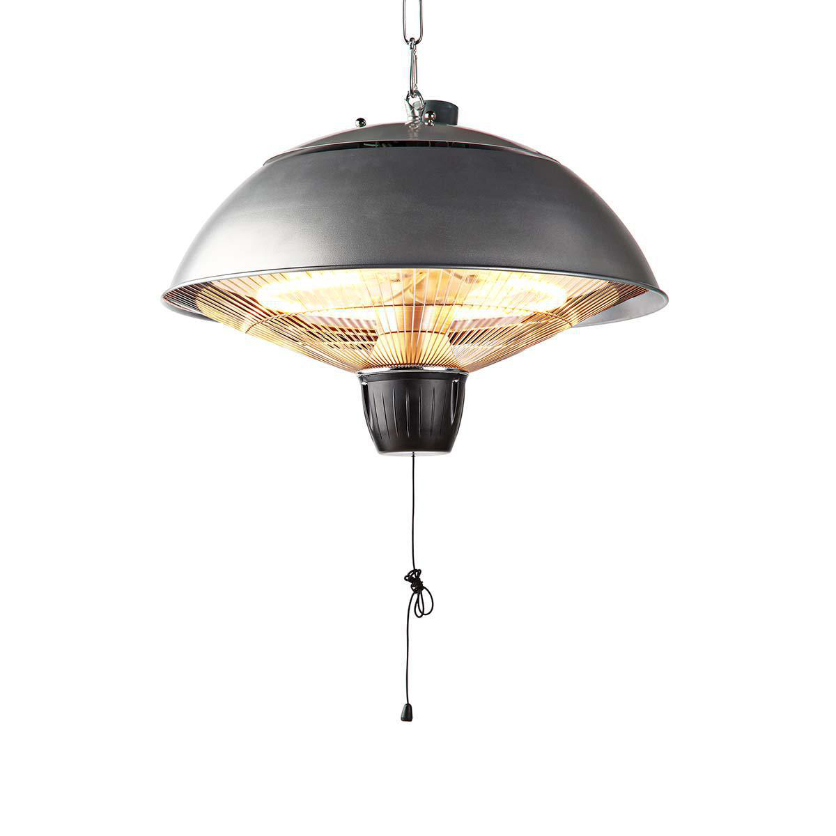 Patio Heater With Ceiling Mounting