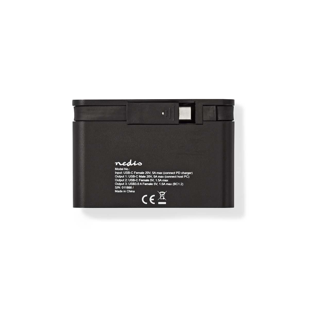 USB-C Thunderbolt 3 for MacBook Pro to USB-C, USB 3.0, HDMI & Gigabit Ethernet