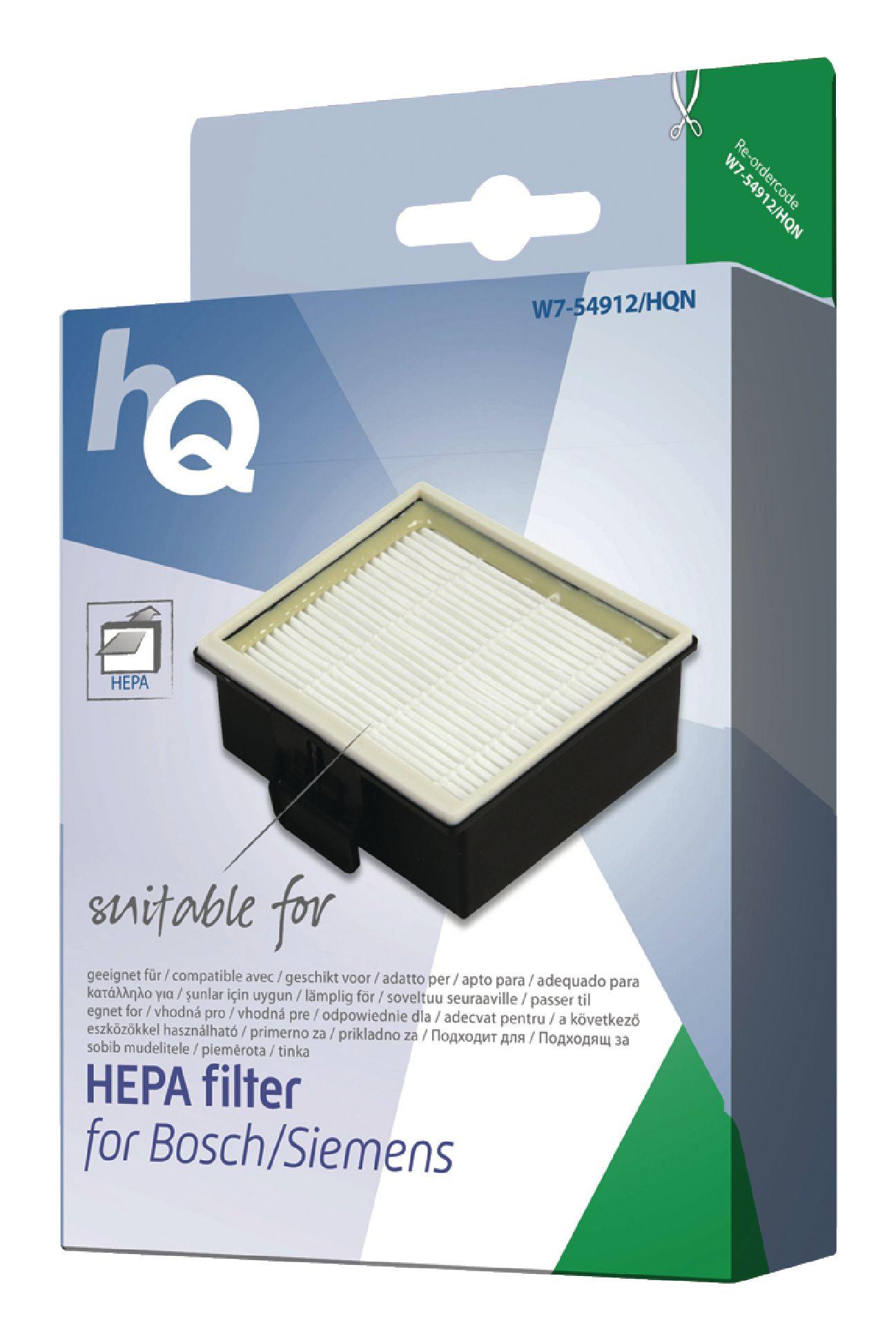 Filtro de Hepa para Aspiradoras Bosch ProParquet Bx 32082//02